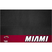 Fan Mats NBA - Miami Heat Grill Mat - 14210