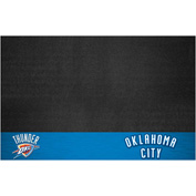 Fan Mats NBA - Oklahoma City Thunder Grill Mat - 14215