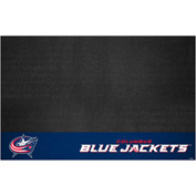Fan Mats NHL - Columbus Blue Jackets Grill Mat - 14232