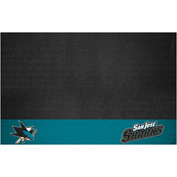 Fan Mats NHL - San Jose Sharks Grill Mat - 14248