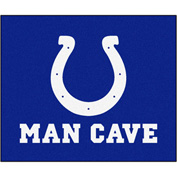 "Fan Mats NFL - Indianapolis Colts Man Cave Tailgater Rug 60"" X 72"" - 14315"