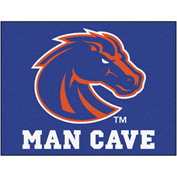 "Fan Mats Boise State University Man Cave All-Star Mat 34"" X 45"" - 14533"