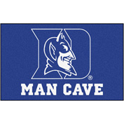 "Fan Mats Duke University Man Cave Ulti-Mat Rug 60"" X 96"" - 14543"