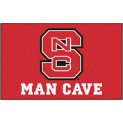 "Fan Mats North Carolina State Man Cave Ulti-Mat Rug 60"" X 96"" - 14579"