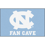 "Fan Mats University Of North Carolina - Chapel Hill Fan Cave Ulti-Mat Rug 60"" X 96"" - 14623"