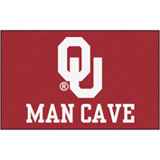 "Fan Mats University Of Oklahoma Man Cave Ulti-Mat Rug 60"" X 96"" - 14687"