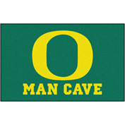 "Fan Mats University Of Oregon Man Cave Ulti-Mat Rug 60"" X 96"" - 14691"