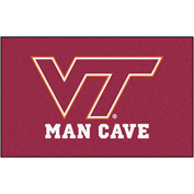"Fan Mats Virginia Tech Man Cave Ulti-Mat Rug 60"" X 96"" - 14715"