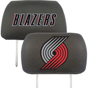 "NBA - Portland Trail Blazers - Embroidered Head Rest Cover 10"" x 13"" - 14776"