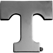 "University of Tennessee - Heavy Duty Chrome 3-D Emblem 2-4/5"" x 3-1/5"" - 14932"