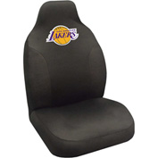 """NBA - Los Angeles Lakers - Embroidered Seat Cover 20"""" x 48"""" - 14967"""