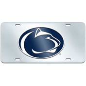 "Fan Mats Penn State License Plate Inlaid 6"" X 12"" - 15087"