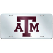 "Fan Mats Texas A&M License Plate Inlaid 6"" X 12"" - 15102"