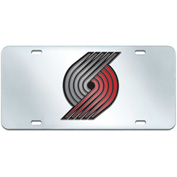 NBA Portland Trail Blazers License Plate Acrylic Inlaid 6