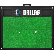 "Fan Mats Dallas Mavericks Golf Hitting Mat 20"" X 17"" - 15445"
