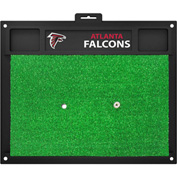"Fan Mats Atlanta Falcons Golf Hitting Mat 20"" X 17"" - 15454"