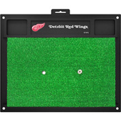 "Fan Mats Detroit Red Wings Golf Hitting Mat 20"" X 17"" - 15480"