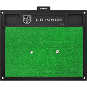 "Fan Mats Los Angeles Kings Golf Hitting Mat 20"" X 17"" - 15481"
