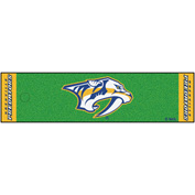 Fan Mats NHL - Nashville Predators Putting Green Mat - 15576