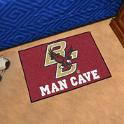 "Fan Mats Boston College Man Cave Starter Mat, 19"" x 30"" - 17245"