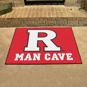 "Fan Mats Rutgers University Man Cave All-Star, 33-3/4"" x 42-1/2"" - 17270"