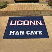 "Fan Mats University of Connecticut Man Cave All-Star, 33-3/4"" x 42-1/2"" - 17298"
