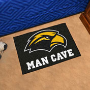 "Fan Mats University of Southern Mississippi Man Cave Starter Mat, 19"" x 30"" - 17321"