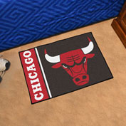 "Fan Mats NBA - Chicago Bulls Starter Mat, 19"" x 30"" - 17906"