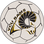 Fan Mats Virginia Commonwealth University Soccer Ball - 1824