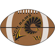 "Fan Mats Virginia Commonwealth University Football Rug 22"" X 35"" - 1825"