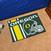 "Fan Mats University of Oregon Starter Mat, 19"" x 30"" - 18773"