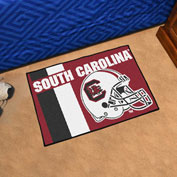 "Fan Mats University of South Carolina Starter Mat, 19"" x 30"" - 18776"