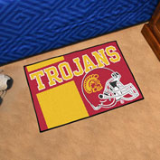 "Fan Mats University of Southern California Starter Mat, 19"" x 30"" - 18777"