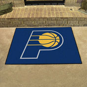 "Fan Mats NBA - Indiana Pacers All Star Mat, 33-3/4"" x 42-1/2"" - 19444"
