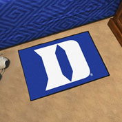"Fan Mats Duke University Starter Mat, 19"" x 30"" - 19583"