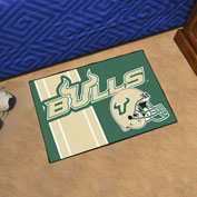 "Fan Mats University of South Florida Starter Mat, 19"" x 30"" - 19630"