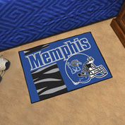 "Fan Mats University of Memphis Starter Mat, 19"" x 30"" - 19638"