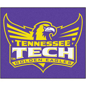 "Fan Mats Tennessee Technological University Tailgater Rug 60"" X 72"" - 198"