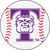 "Fan Mats Truman State University Baseball Mat 26"" Dia. - 220"