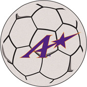 Fan Mats Evansville Soccer Ball - 284