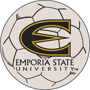 Fan Mats Emporia State University Soccer Ball - 460