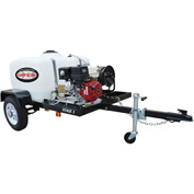 SIMPSON® 95002 Stage 1 Pressure Washer Trailer System - 4200 PSI @ 4.0 GPM