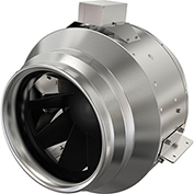 "Fantech Inline Mixed Flow 14"" Duct Fan FKD 14XL-230, 230V, 2619 CFM"