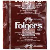 Folgers® Colombian Ultra Roast Coffee, Regular, 0.9 oz., 150/Carton