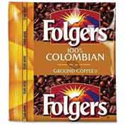Folgers® Colombian Pouch Coffee, Regular, 1.8 oz., 42/Carton