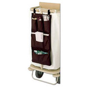 Forbes 6 Pouch Amenity Caddy, Taupe - 2321