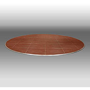 Forbes 4351-CY-S Portable Round Dance Floor Kit