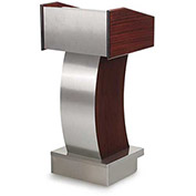 Forbes 5891-SRM, Mobile Floor Style Podium