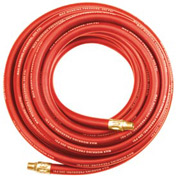 "Florida Pneumatic 6700 3/8""x25' Air Hose Rubber Braided 300psi"