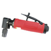 Universal Tool UT8724T-20, Angle Die Grinder with Internal Thread Spindle, 20000 RPM, Rear Exhaust